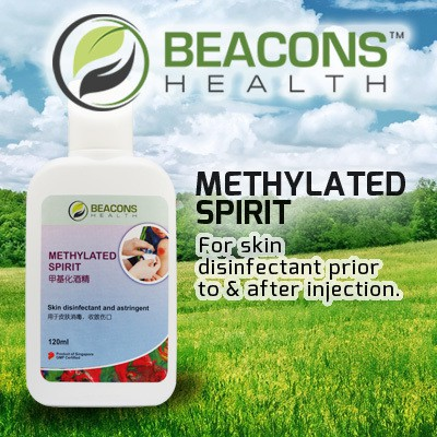 Methylated Spirit (120ml)
