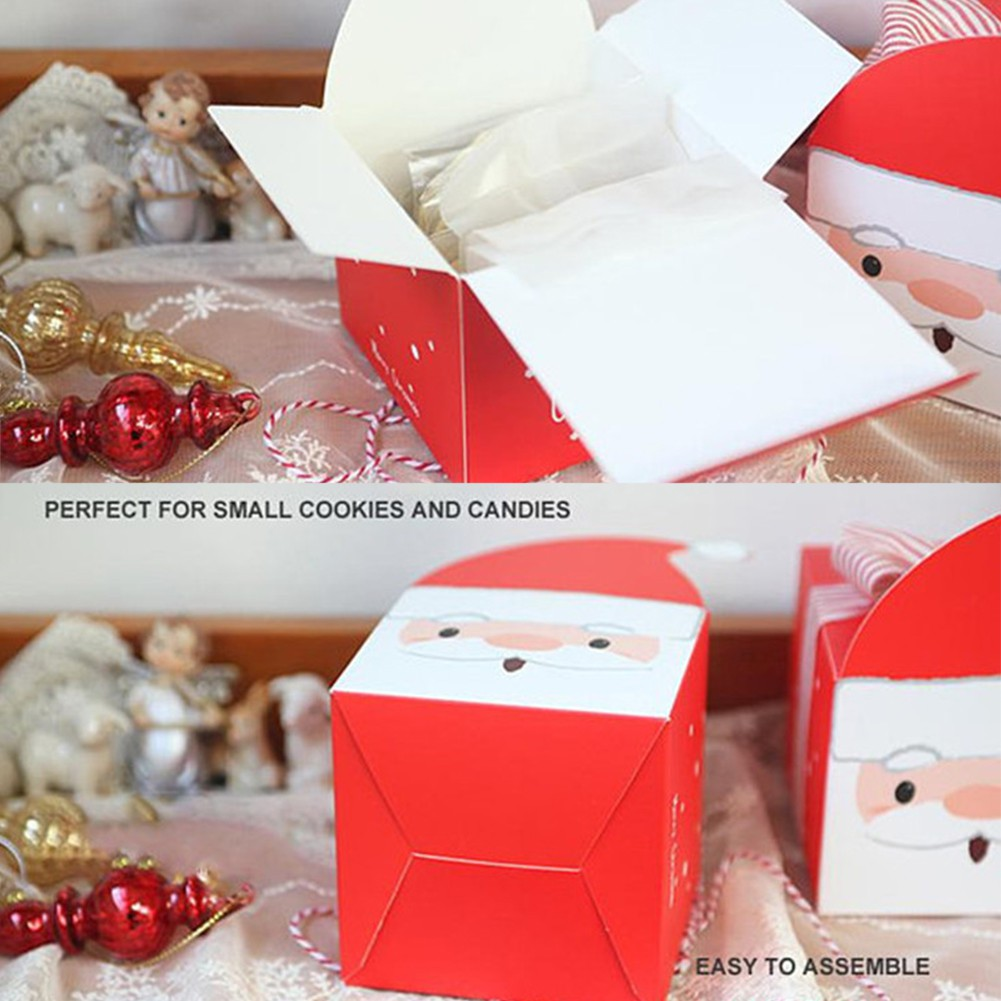 Christmas Boxes.Delicate Christmas Box Candy Box Gift Boxes Carton Biscuit Box