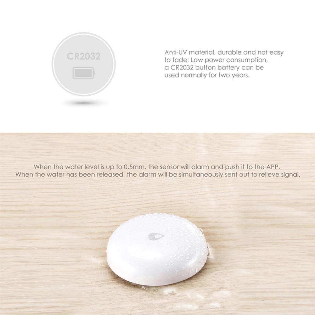 Xiaomi Aqara Smart Home Water Sensor IP67 Waterproof Remote Alarm Immersion