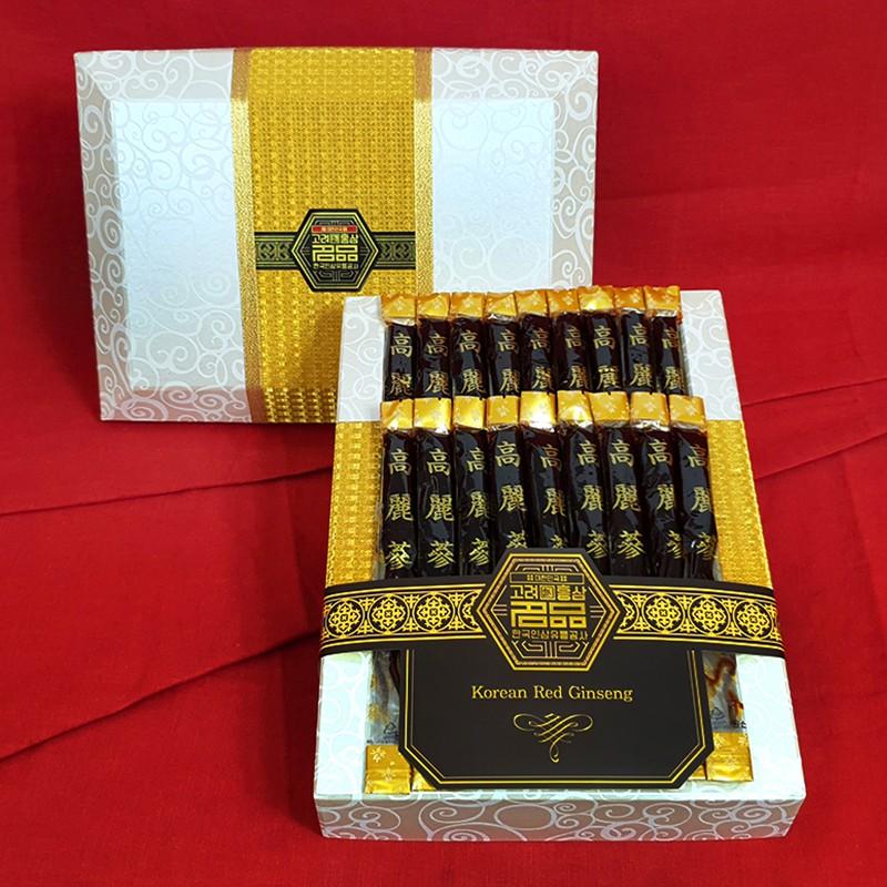 Honey-marinated Korean Red Ginseng Premium No.1 700g | Shopee Singapore