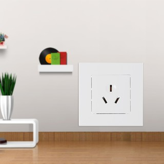 utakeWall Socket 86 Type 16A Power Outlet For Air