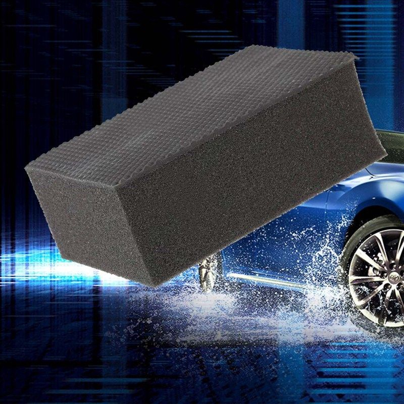 Autopflege & Aufbereitung Auto-Anbau- & -Zubehörteile Car Auto Magic Clay Washing Sponge Grinding Mud Block Cleaning Eraser Pad Brush