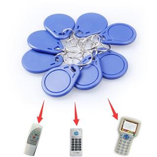 NFC TAG Sticker Key Tags llaveros llavero Token Patrol Universal Label RFID  Tag