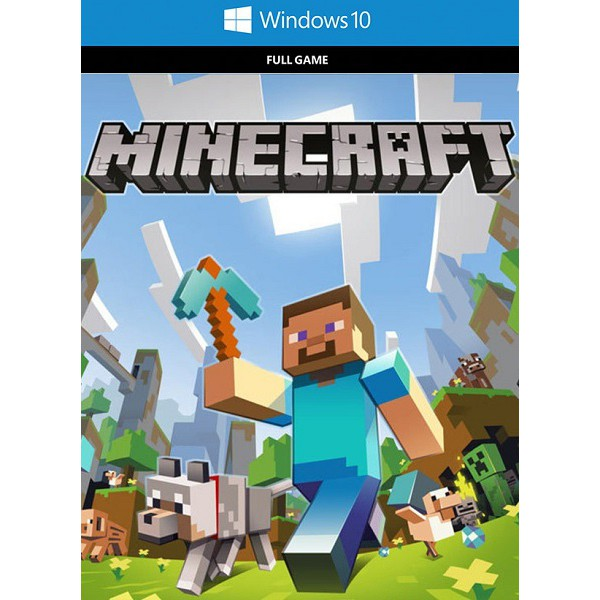 Genuine Key For Minecraft Windows 10 Edition Pc Full Game Digital Download