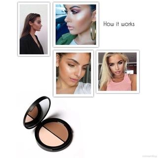 Palette Makeup Press Powder Face Highlighter | Shopee Singapore