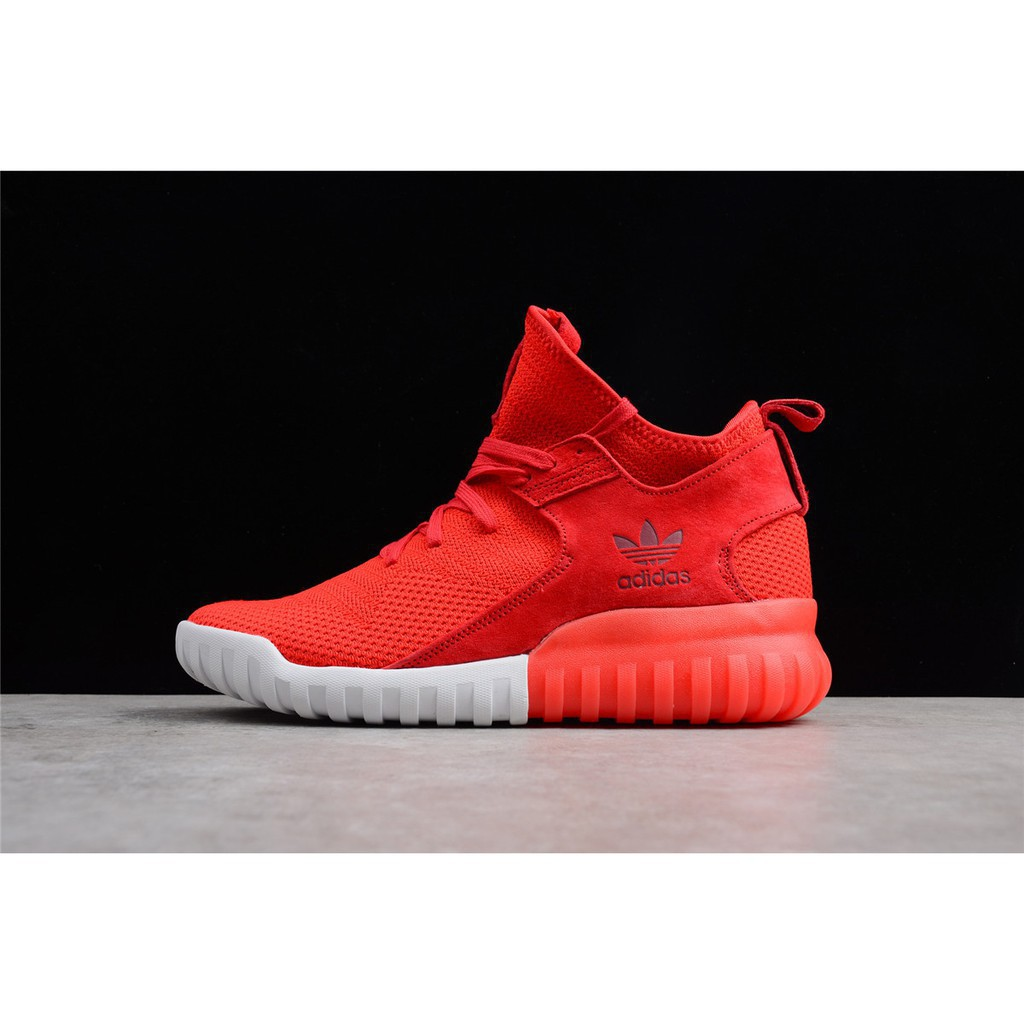 401e0dfdf80 Adidas Tubular Doom Sock PK Clover Coconut Running Shoes Sneakers ...