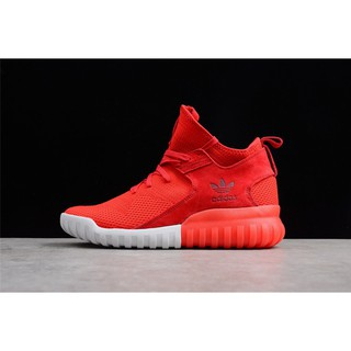 best sneakers 4d49d 9da42 NICE SHOES Adidas Clover Tubular x Pk Small Coconut Running Shoes S80129    Shopee Singapore