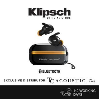 Klipsch T5 II True Wireless Sports Mclaren Special Edition Earphones