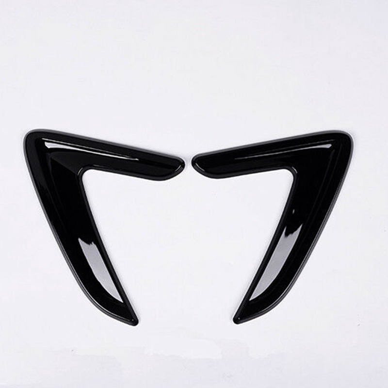 Car Fender Side Air Vent Outlet Cover Trim For BMW 3 Series F30 F31 2013~2018