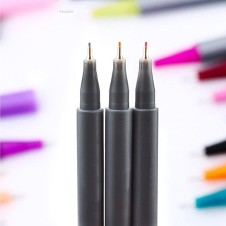 0.38 mm Fineliner Drawing Pen Perfect for Writing Fineliner Pens Set 10 Colored Pens