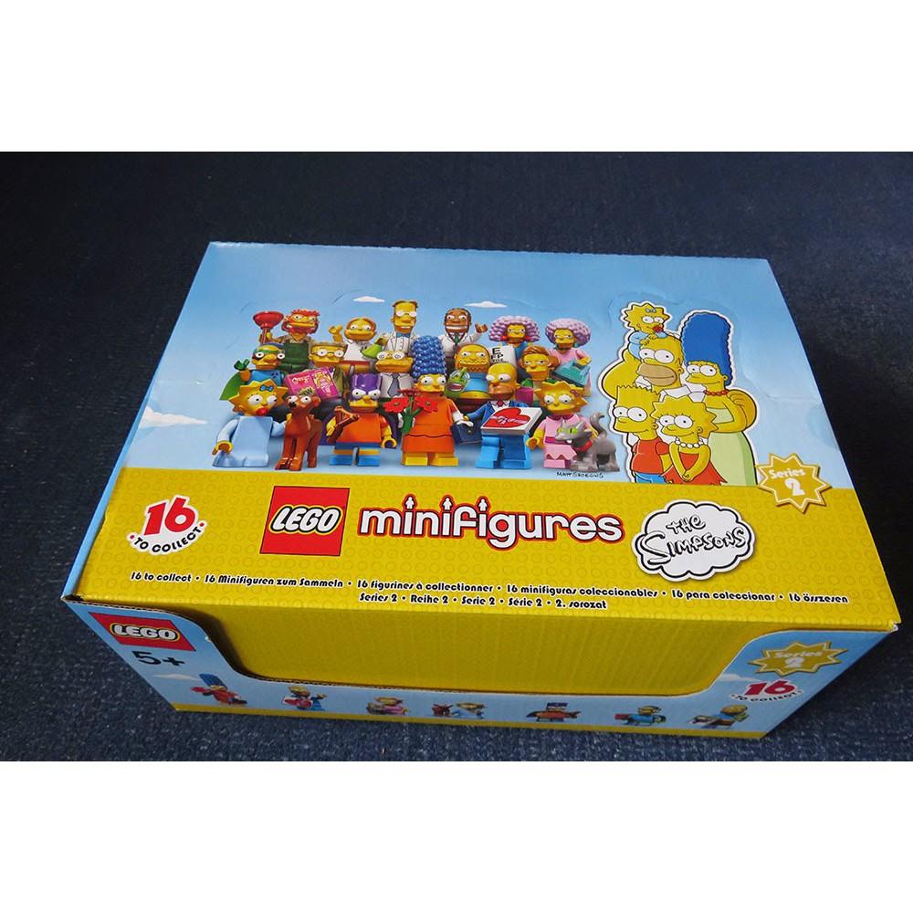 Dontjj Lego 71020 Batman Movie Series 2 Box Of 60 Shopee Singapore 71017 Minifigures