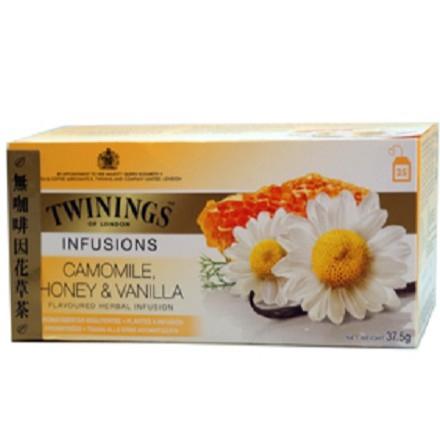 twinings downing tea 25 pc/box caffeine