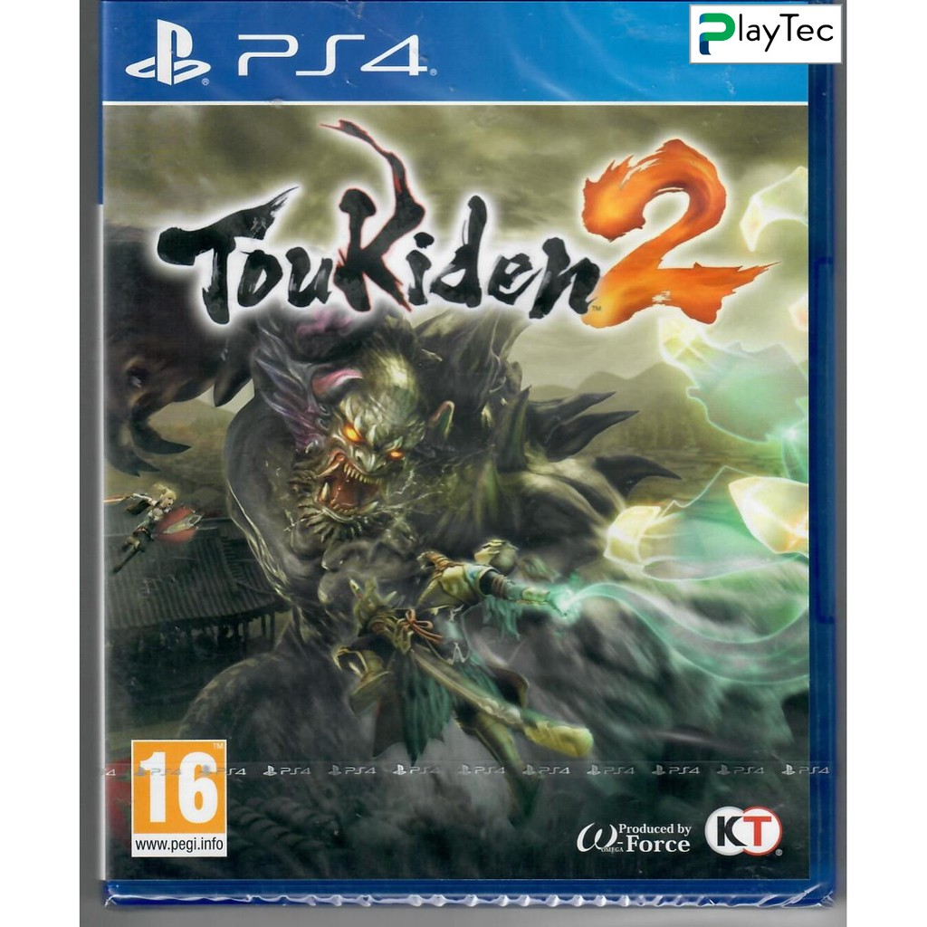 Ps4 Toukiden 2 Eurr2 Dishonored Death Of The Outsider Reg