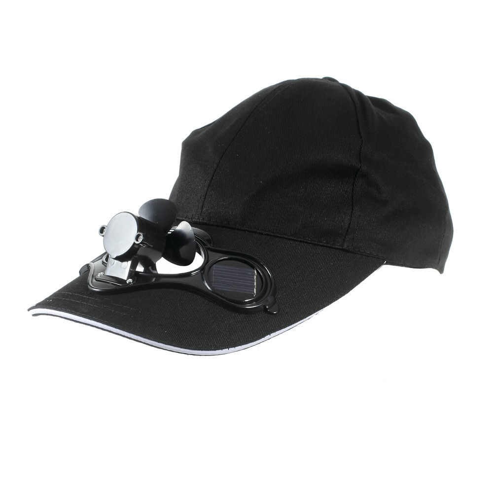 5e81163b1055d 🍍sun power Mini Fan Golf Baseball Sports Hat Fan cap Sport Outdoor hat
