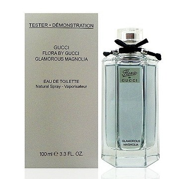 73c13818f27 GUCCI FLORA GLAMOROUS MAGNOLIA EDT FOR WOMEN (100ml Tester) Blue ...
