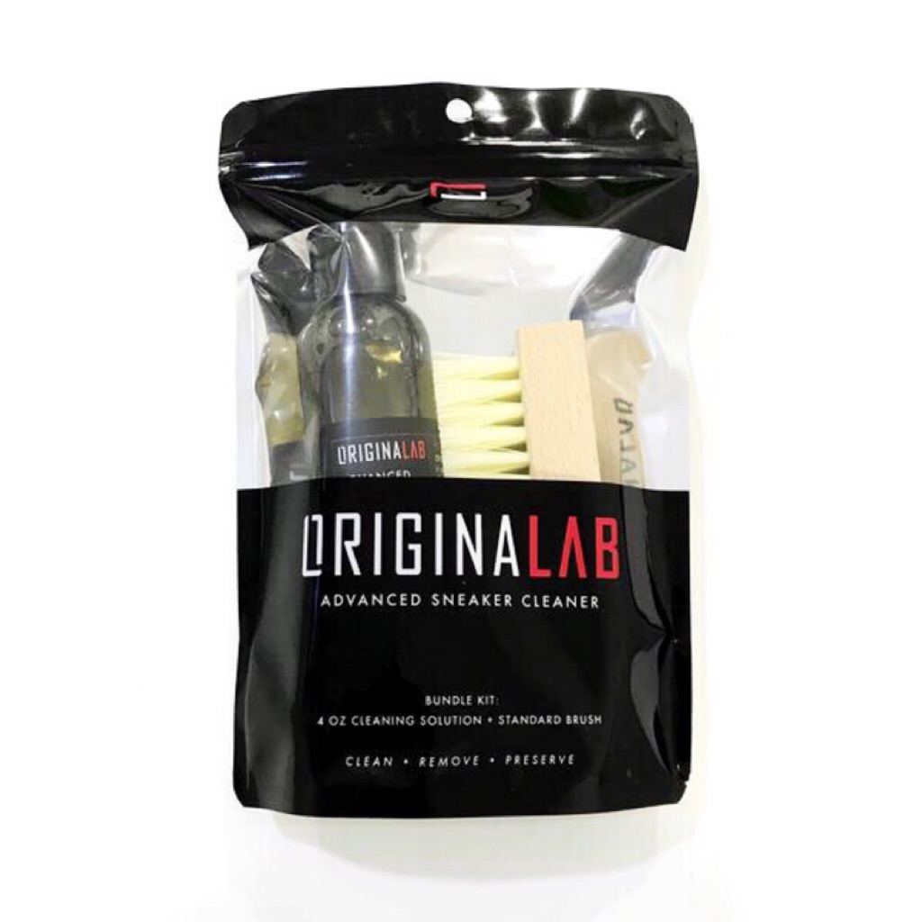 ORIGINALAB Advanced Sneaker Cleaning Kit (Cleaner + Brush)