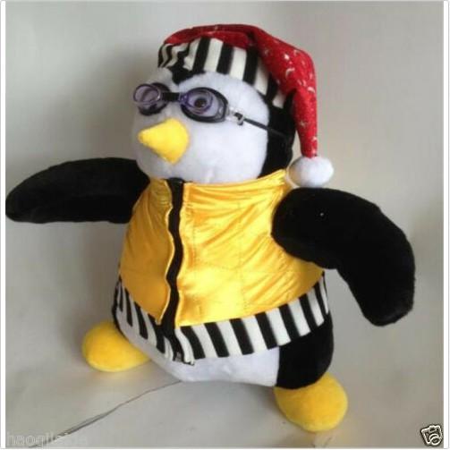 TV Series Joey/'s Friends Hugsy Penguin Soft Plush Animal Stuffed Teddy Bear Kids