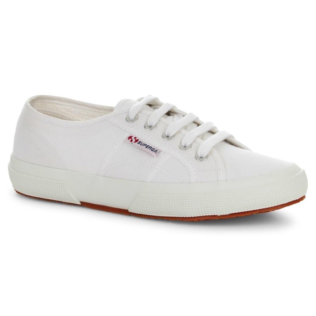 7e88d722c5ca SALE!! Superga 2750 classic white shoes