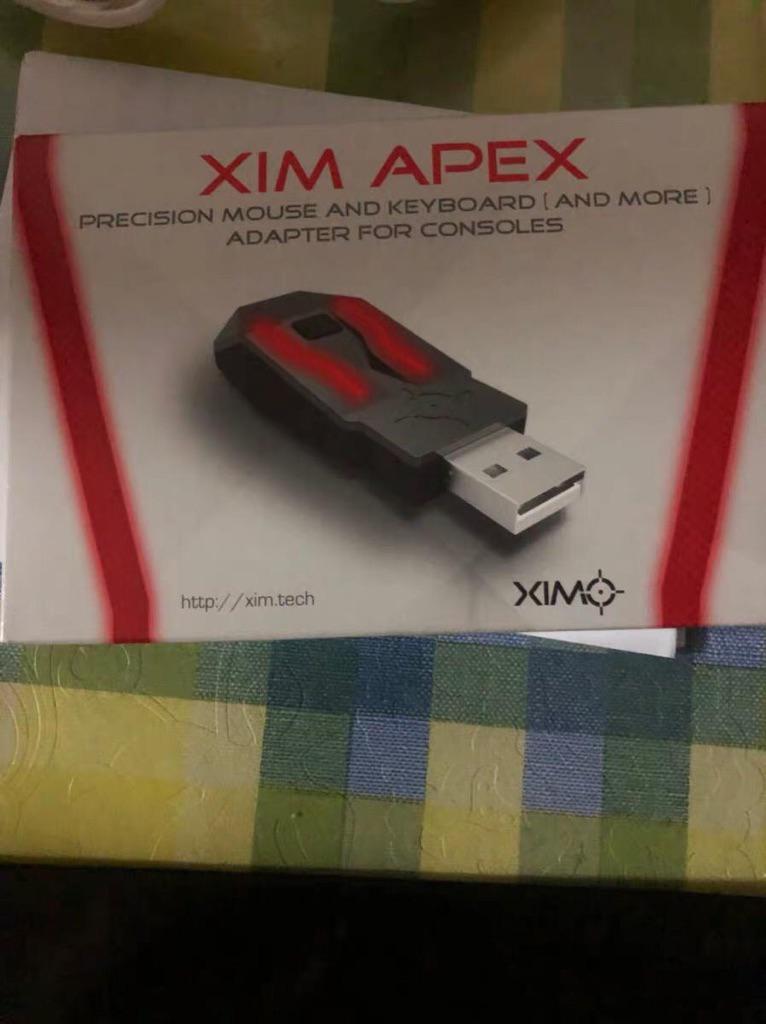 Xim Apex Manager Update