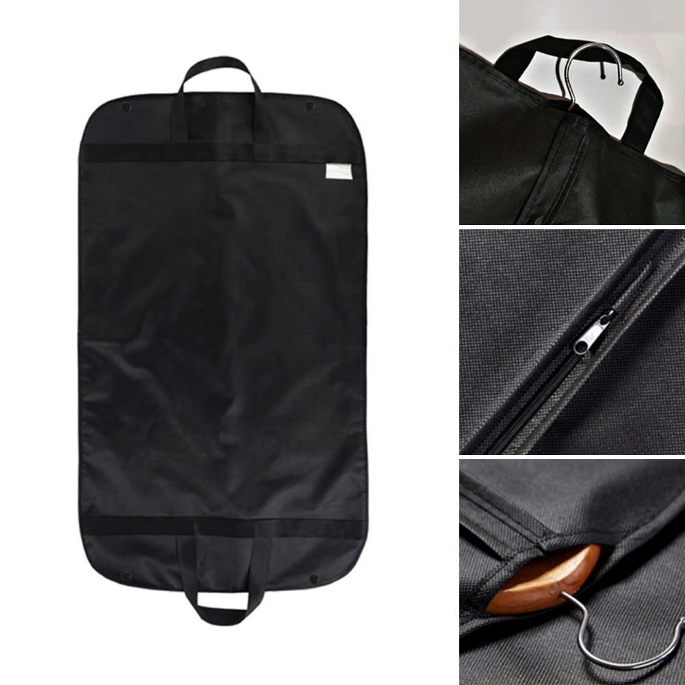 Home Storage Cover Protector Bag For Garment Suit Dress Clothes Coat Jacket D