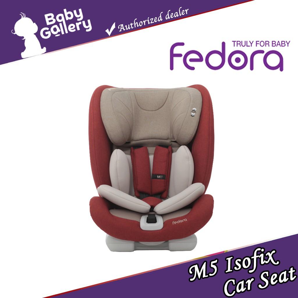 a247b0f662bff Fedora C3 Organic Car Seat ISOFIX