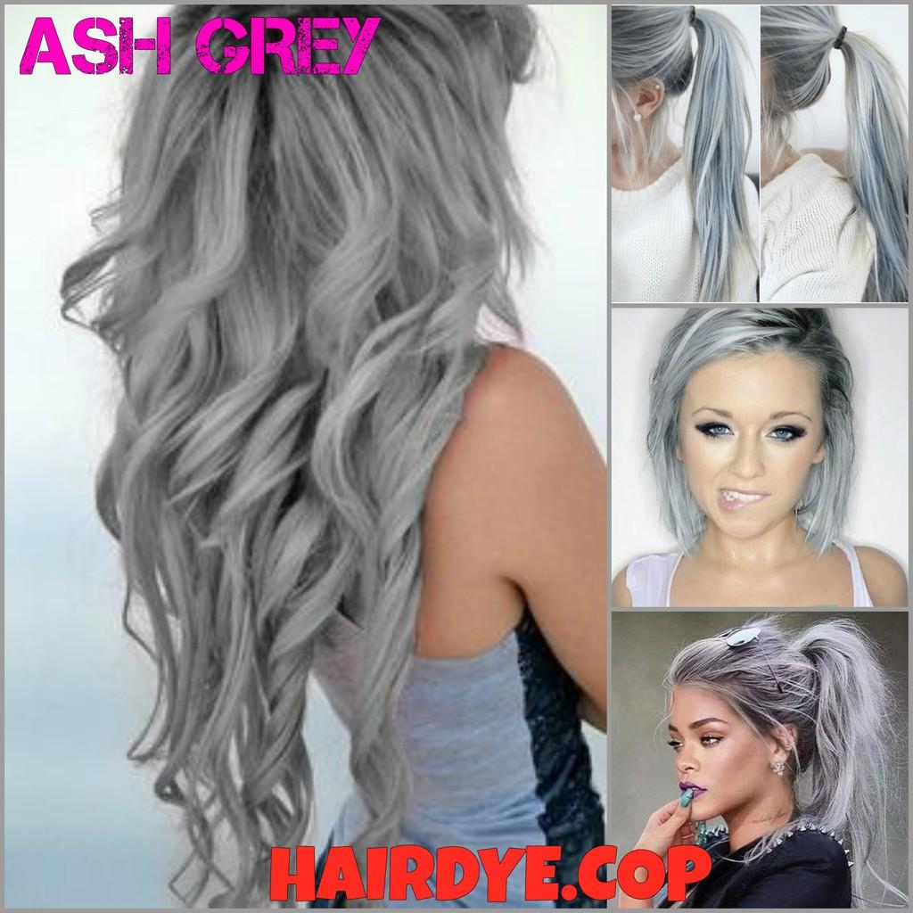 Ash Grey Hair Dye (CHEAP)