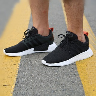 newest 9bfae b677b Ready Stock100% ori Adidas NMD R2 Men /Women Running Casual Shoes CG3384