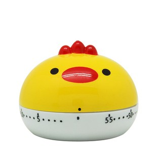 Cartoon Animal Kitchen Timer Cute Cooking Mechanical Home Decor E
