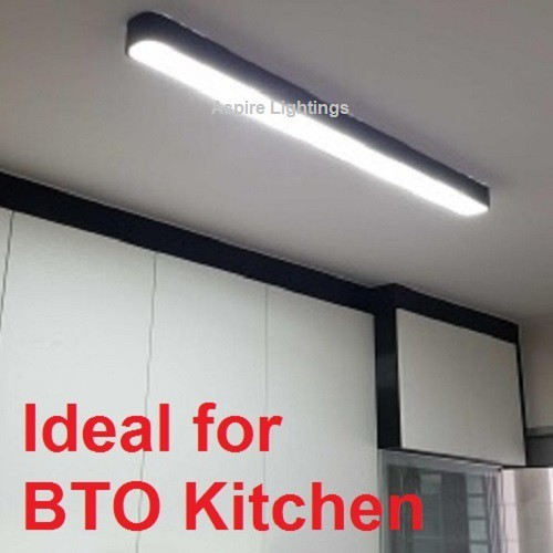 Led Ceiling Pendant Linear Light Home