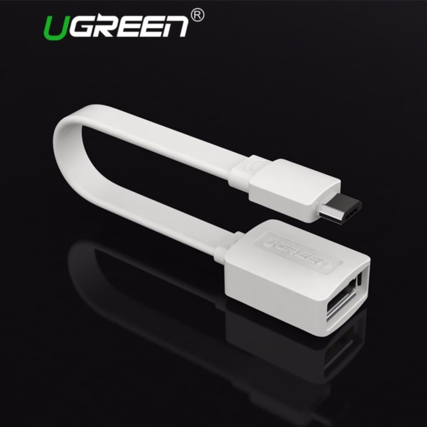 10cm Micro USB Host OTG On the Go Adapter Cable for HTC One max mini Butterfly s