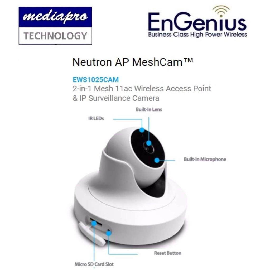 EnGenius Mesh Router + Mesh AC1200 AP Cam Package | Shopee Singapore