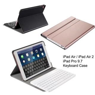 iPad Air/Air2/Pro 9 7 Keyboard Case,Ultra-Slim Wireless