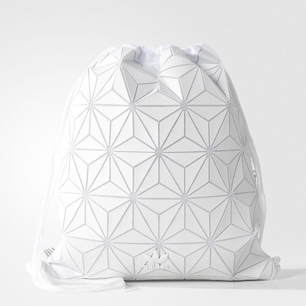 Adidas 3D Mesh Bag Bucket Gym Sack