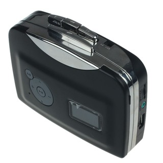 Portable Cassette Tape to Audio MP3 Format Converter to USB Flash Drive