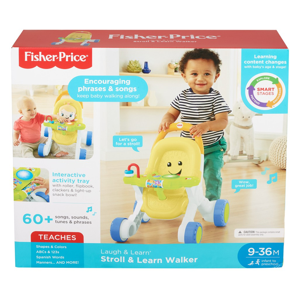 ed615c89a6b3 Fisher Price Walker-to-wagon