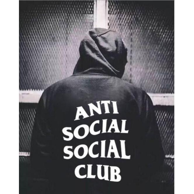 2faa1baa2ead Selling Kanye with sweater anti social social club ASSC hoodies ...