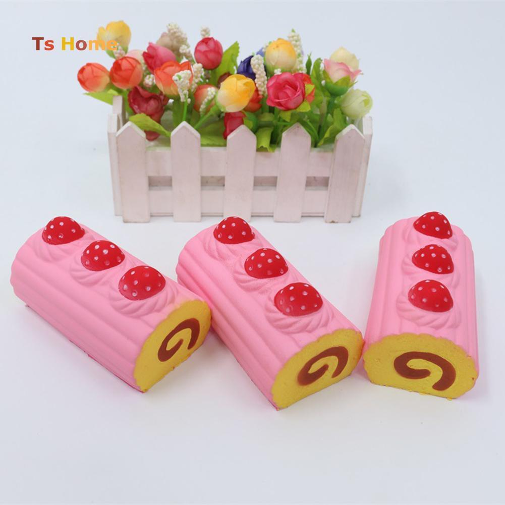 Dollhouse Mini Food Decor Fruit Ice cream cup Simulation Kid Toy TS