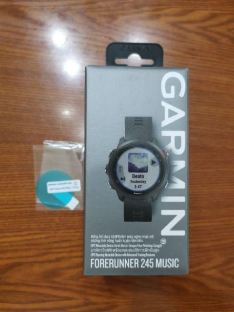 Garmin Forerunner 245 music GPS Running Watch w/ Wrist-based