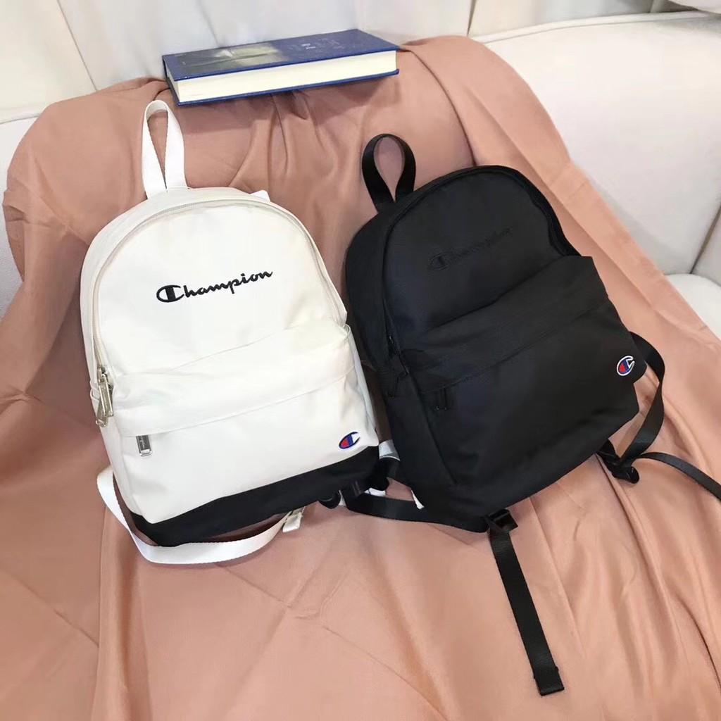 ed7ddfd68 Champion backpack men bag ladies bag school bag | Shopee Singapore