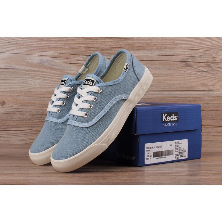d29e6fac53480 Keds Women s Champion Original Canvas Sneaker Ready Stock Free Shipping