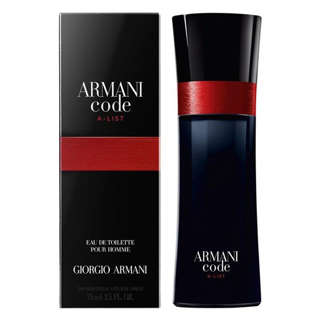 852d33070 GIORGIO ARMANI CODE COLONIA EDT FOR MEN (75ml/Tester) Blue | Shopee  Singapore