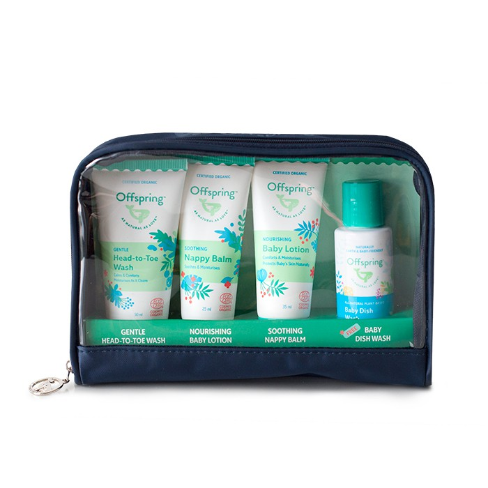 OFFSPRING TRAVEL ESSENTIALS SET
