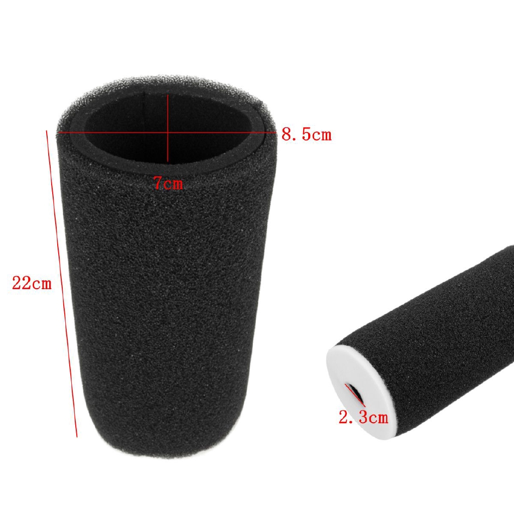 Black Air Filter For Yamaha Grizzly 660 Warrior 350 Wolverine 350 4x4 Raptor 350
