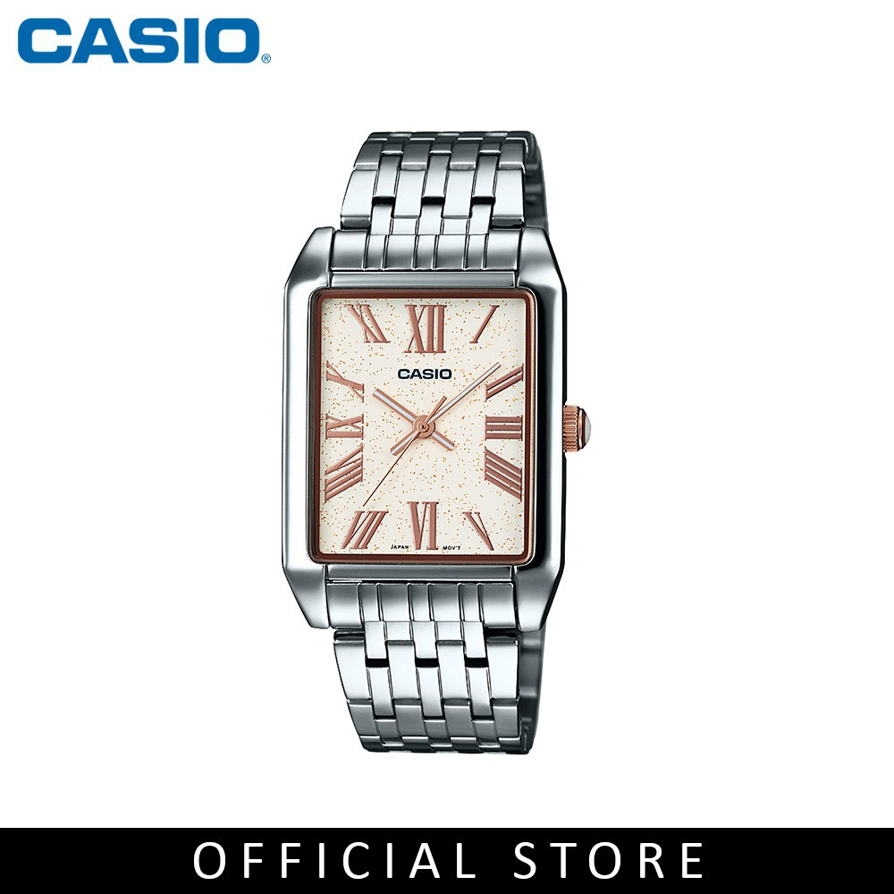 Zuren Casio General Unisex Mtp Tw101d 7avdf Watch Silver Fossil Fs5182 Set Gc Guess Collection Complete Fast Delivery Shopee Singapore
