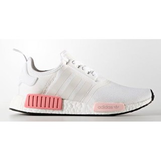 premium selection 16a1f daa02 [Adidas] NMD RUNNER White & Ice Pink  BY9952