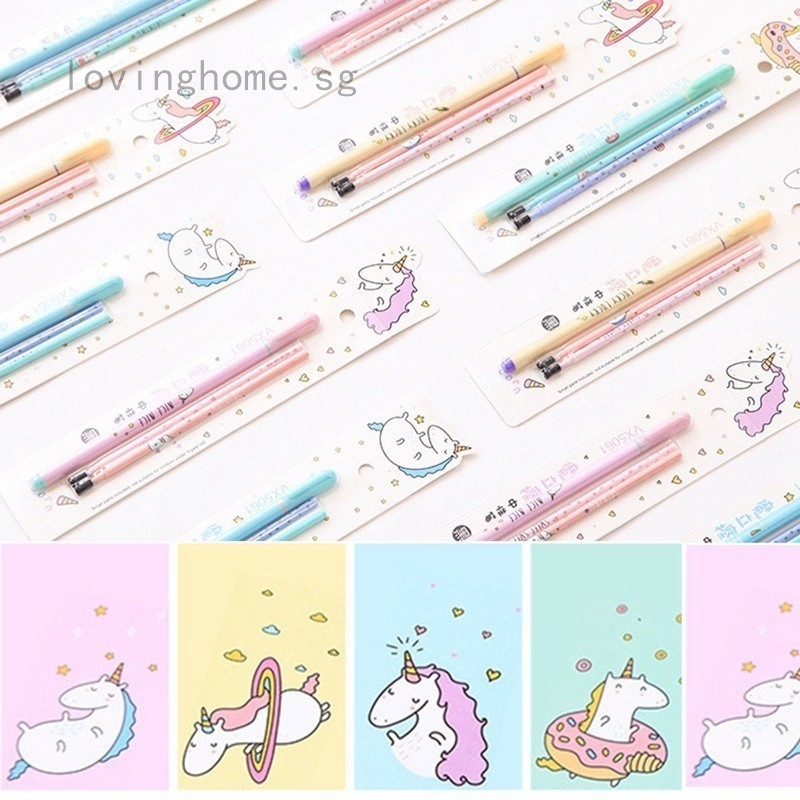 100 Pcs High Quality Black Kitten Neutral Pen Creative Cartoon Student Stationery Water-based Signature Pen Strong Resistance To Heat And Hard Wearing Gel Pens