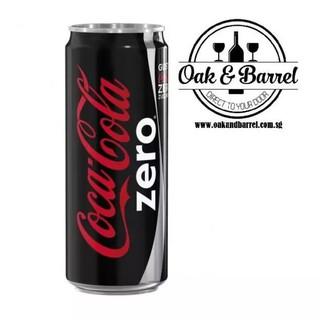 Coca Cola Zero 24 Cans x 330ml