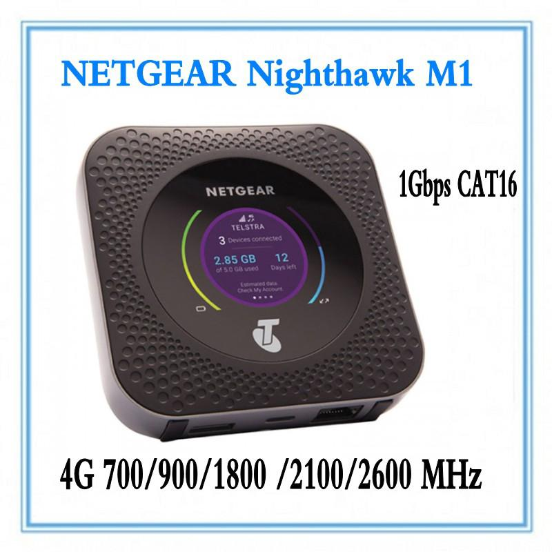 Netgear Nighthawk M1 MR1100 LTE CAT16 Router | Shopee Singapore
