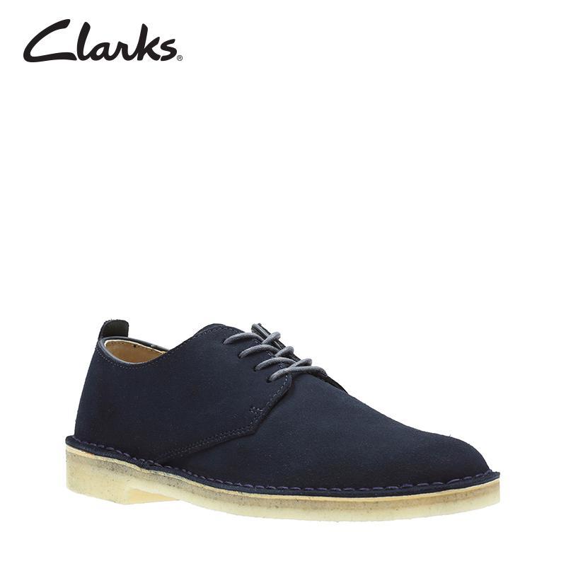 c250bc8e37d97 Clarks Desert Trek Black Sde Mens Shoes Clarks Originals | Shopee Singapore