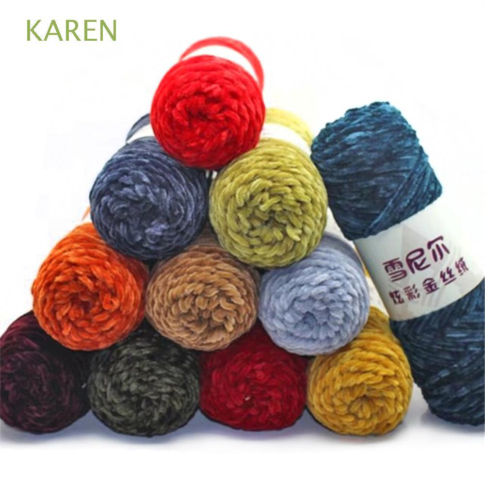 Soft Wool Yarn